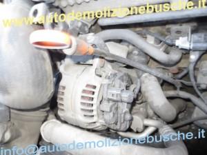 Alternatore 06F903023F Bosch 0124525091 140A Volkswagen  Caddy del 2005 1896cc.   da autodemolizione