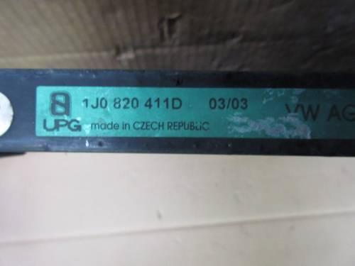 Condensatore 1J0820411D Skoda  Octavia del 2003 1595cc.   da autodemolizione