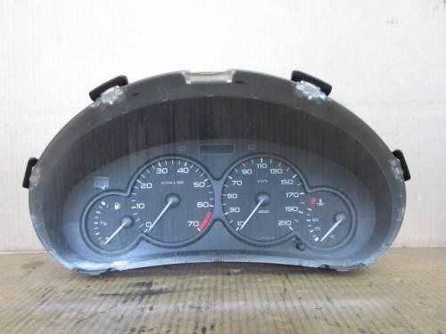 Quadro Strumenti 9634961180 09031989901 99060130259  Peugeot  206 del 1999 1360cc.   da autodemolizione