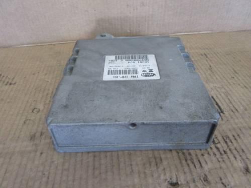 Centralina Motore  Magneti Marelli IAW 1AP.81 9637086980 E  Peugeot  206 del 1999 1360cc.   da autodemolizione