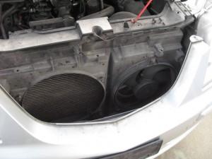 Radiatore Acqua Lancia  Phedra del 2003 2179cc.   da autodemolizione