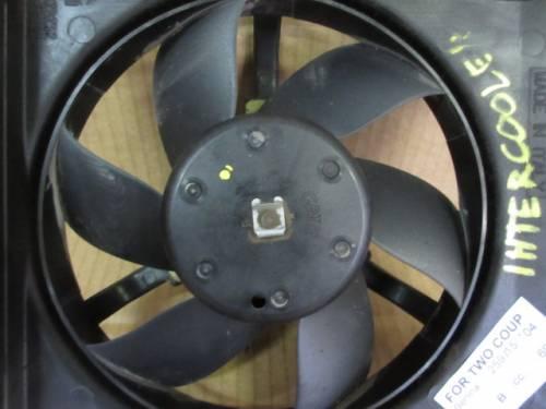Ventola Radiatore Behr 82312 0003127V009 Smart  Fortwo del 2004 698cc.   da autodemolizione
