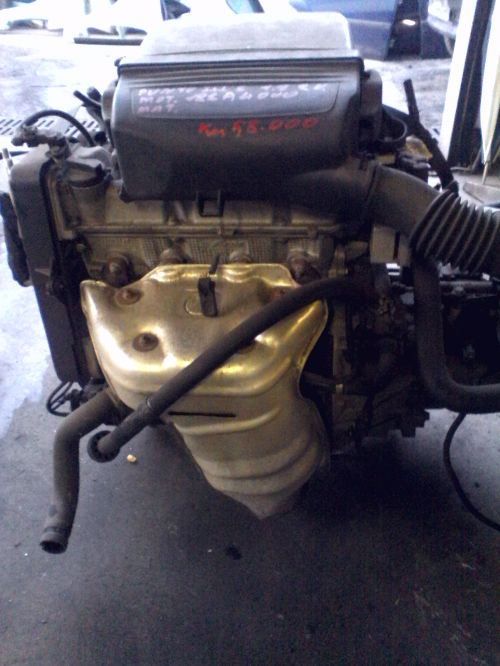 Motore Fiat  Punto del 2004 1242cc.   da autodemolizione