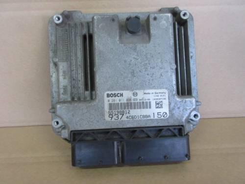 Centralina Motore Bosch 0281011896 55198812 937 4C6D1CBBA 150 Alfa Romeo  147 del 2005 1910cc. JTD  da autodemolizione