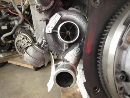 Turbina Garrett B858 55191934 716665-2 HLS 033501 Alfa Romeo  147 del 2005 1910cc. JTD  da autodemolizione