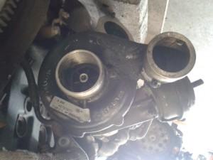 Turbina Garrett FJR1M1053  Da Alfa Romeo  166 del 1998 2387cc.  Usata da autodemolizione