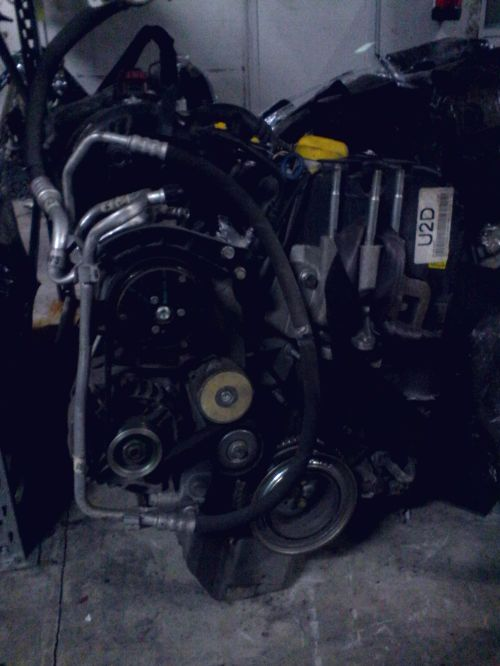 Motore Lancia  Musa del 2005 1400cc.   da autodemolizione