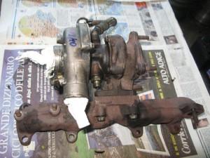 Turbina KKK 028145701J Seat  Toledo del 1996 1896cc.   da autodemolizione
