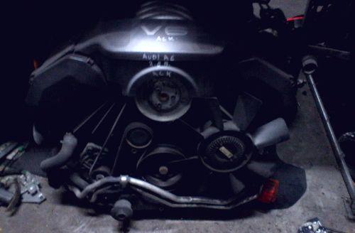 Motore Audi  A6 del 1999 2800cc.   da autodemolizione