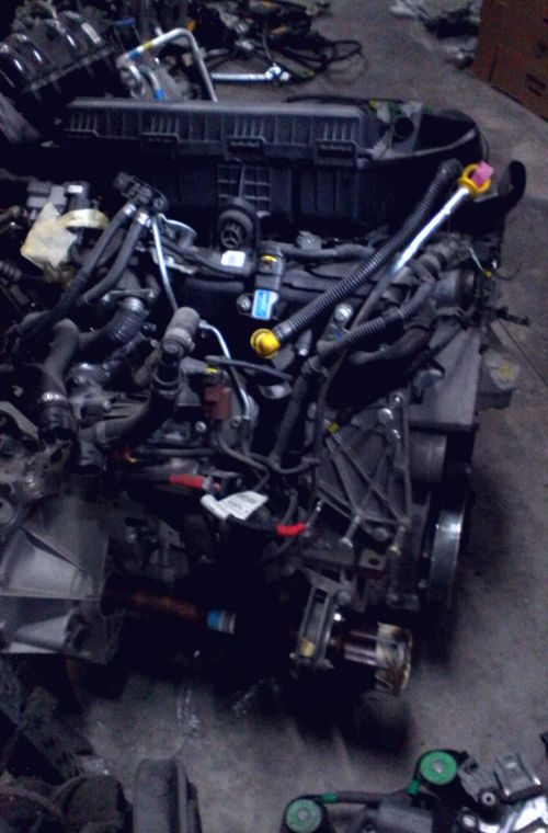 Motore Fiat  Punto Evo del 2011 1300cc.   da autodemolizione