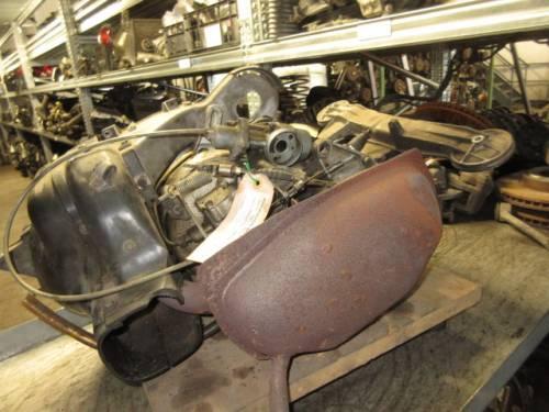 Motore Piaggio  Ape del 1983 218cc.   da autodemolizione