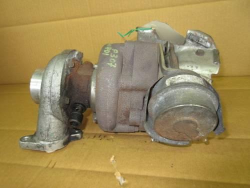 Turbina  IHI VVP2 RHF3V 030407054X 9649472860 Peugeot  307 del 2003 1997cc.   da autodemolizione