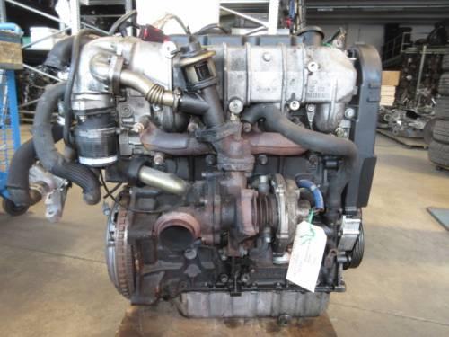 Motore Da Peugeot  206 del 2002 1997cc. HDI Usato da autodemolizione