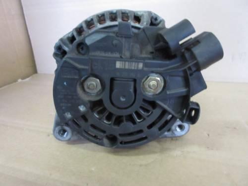 Alternatore Bosch 0124615002 9621791480 Peugeot  206 del 2002 1997cc. HDI  da autodemolizione