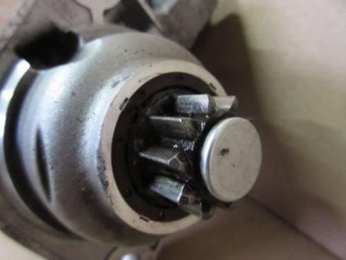 Motorino Avviamento Bosch 0001125012 02A911028R 12V Seat  Ibiza del 2000 1896cc. TDI  da autodemolizione