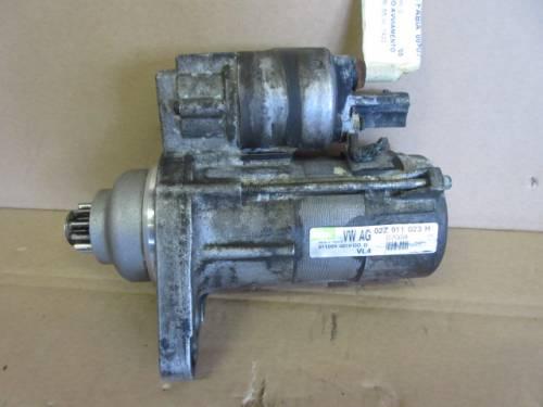 Motorino Avviamento Valeo 0110040218ODB 02Z911023H D7GS8  Skoda  Fabia del 2005 1422cc.   da autodemolizione