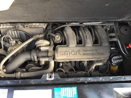Motore 13 Smart  Fortwo del 2000 599cc. Km 56000  da autodemolizione