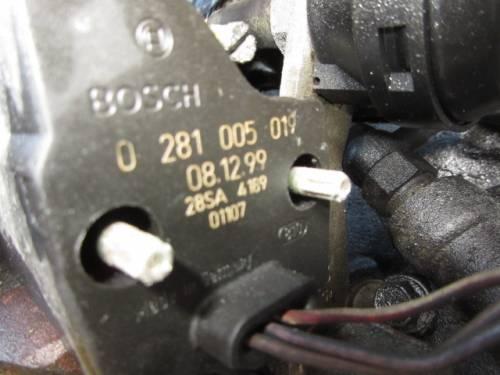 Motore Kia  Carnival del 2001 2902cc.   da autodemolizione