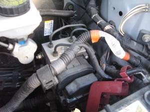 Centralina Abs Toyota  Yaris del 2005 1298cc.   da autodemolizione