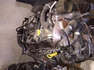 Motore P9PC Ford  Tourneo del 2011 2cc.   da autodemolizione