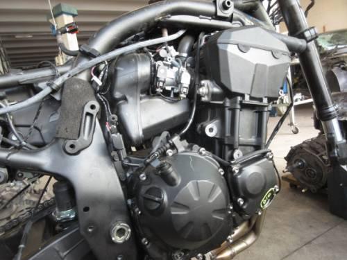 Motore ZR750JE  KHI Kawasaki  Z 750 del 2014 748cc.   da autodemolizione