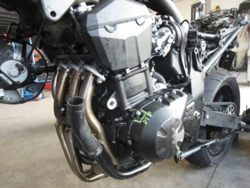 Motore ZR750JE  KHI Da Kawasaki  Z 750 del 2014 748cc.  Usato da autodemolizione