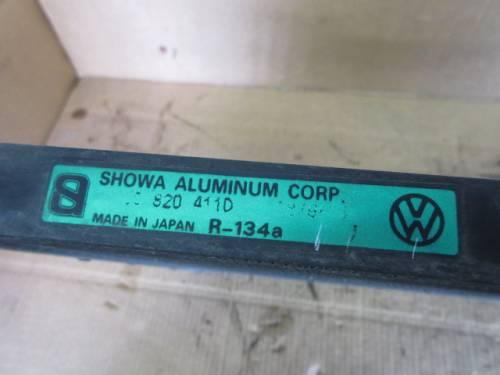 Condensatore 4825941 4945635  Volkswagen  Golf 4 del 1999 1600cc.   da autodemolizione