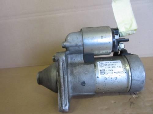 Motorino Avviamento Hitachi 46636 R10A0820.21 55193356 S114-906 12V 06 Fiat  Panda del 2005 1242cc. 8v  da autodemolizione