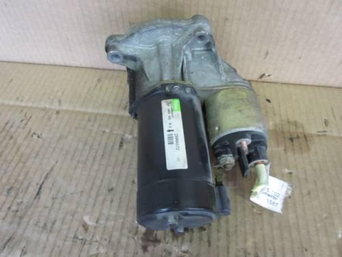 Motorino Avviamento  Valeo D6RA572 17J10451NDN Peugeot  206 del 2002 1587cc. 16V  da autodemolizione