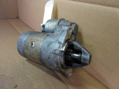 Motorino Avviamento  Denso C132 E80f 63102022 0.9kw 12V  Fiat  Panda del 2005 1242cc. 8v  da autodemolizione