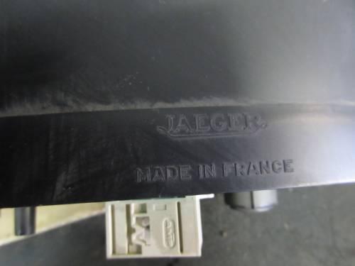 Quadro Strumenti  Jaeger 9648095080 YG0NLU42  Peugeot  206 del 2002 1997cc. HDI  da autodemolizione