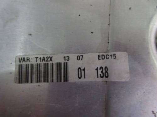 Centralina Motore  Bosch 0281010594 9642013980 EDC15C2 Peugeot  206 del 2002 1997cc. HDI  da autodemolizione