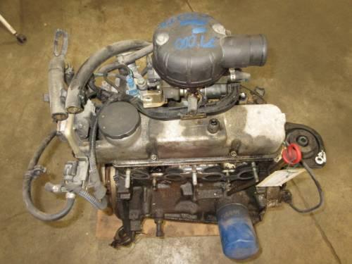 Motore 1170A1046SENZA MONOINIETTORE , GUARNIZIONE TESTA R Fiat  Panda del 1999 899cc.   da autodemolizione