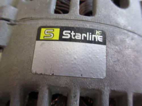 Alternatore Starline Peugeot  207 del 2007 1398cc. HDI  da autodemolizione