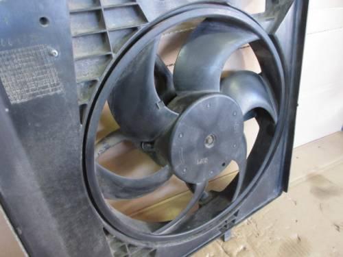 Ventola Radiatore Gate 8240503 FR Peugeot  207 del 2007 1398cc. HDI  da autodemolizione