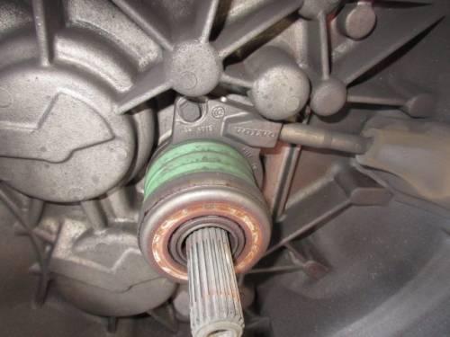 Cambio Volvo  V40 del 2002 1870cc. D  da autodemolizione