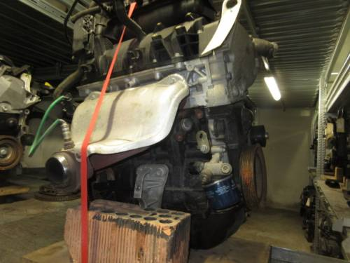Motore D4F D7 Renault  Modus del 2006 1149cc.   da autodemolizione