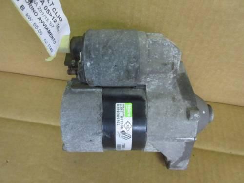 Motorino Avviamento Valeo 23B7 0275GBA 8200369521 TS8E6 Renault  Clio del 2007 1149cc. 16v  da autodemolizione