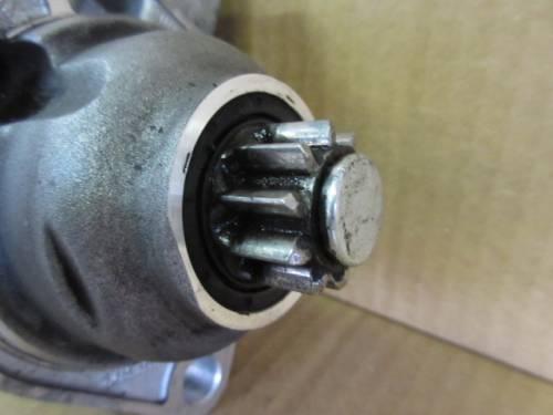 Motorino Avviamento Bosch 0001125042 02A911024D Volkswagen  Polo del 2002 1422cc. TDI  da autodemolizione
