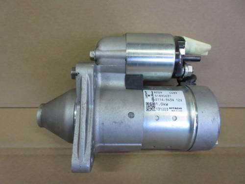 Motorino Avviamento Hitachi 82329 C489 51890631 S114943A 131203 12V 1. Fiat  Grande Punto del 2014 1242cc.   da autodemolizione