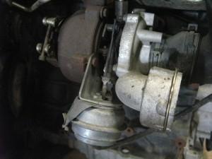 Turbina GARRET GT1645U 038253016K 751651 Seat  Leon del 2006 1900cc. TDI  da autodemolizione