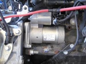 Motorino Avviamento HITACHI 55195030 Fiat  Punto del 2008 1242cc.   da autodemolizione