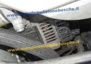 Alternatore VALEO 02542327 Renault  Clio del 2000 1870cc.   da autodemolizione