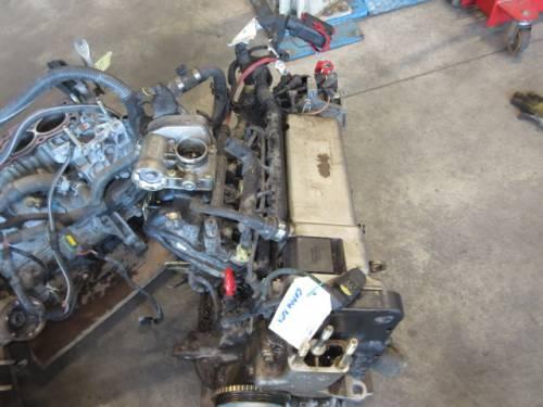 Motore 188A4000 Fiat  Panda del 2005 1242cc. 8v  da autodemolizione