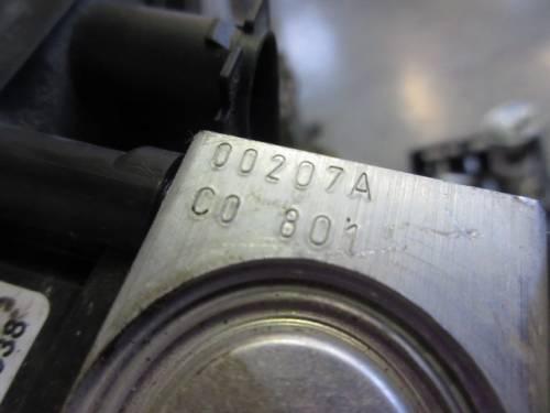 Centralina Abs Bosch 0265800333 58216 G1938 0265231367 46828246 Fiat  Panda del 2005 1242cc. 8v  da autodemolizione