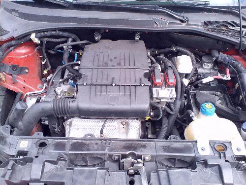 Motore Fiat  Punto Evo del 2011 1400cc. 5 porte  da autodemolizione