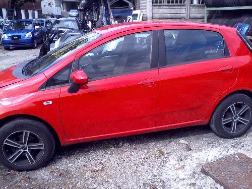 Portiera Fiat  Punto Evo  del 2011 da autodemolizione