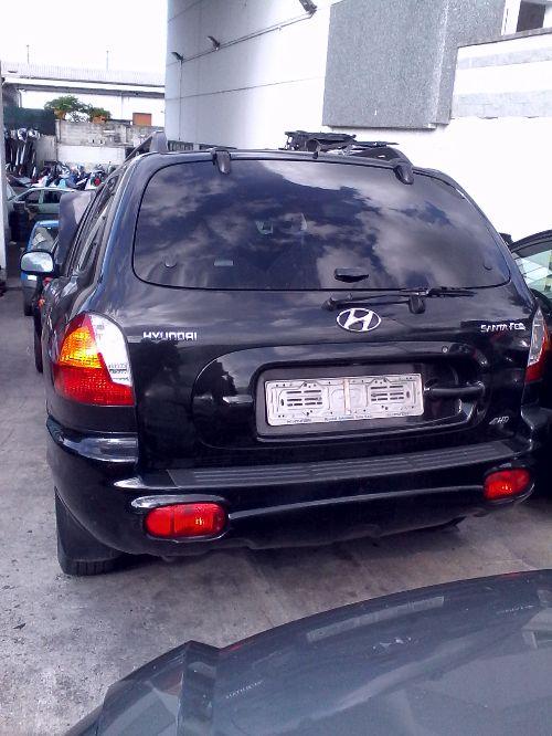 Portiera Hyundai  Santa Fe  del 2003 da autodemolizione