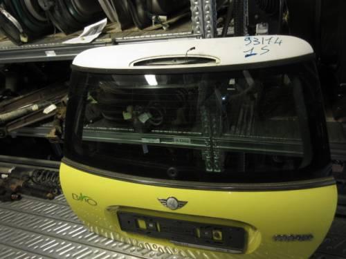 Portellone Mini  Cooper  del 2005 da autodemolizione