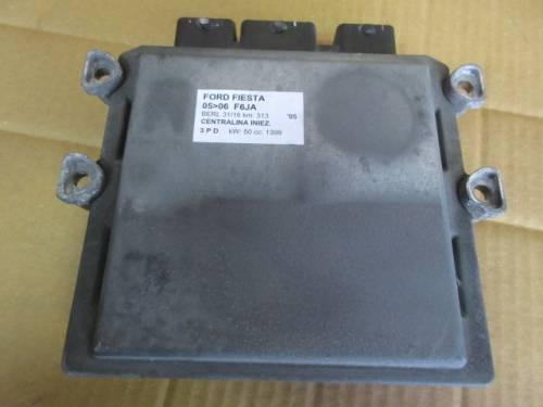 Centralina Motore Siemens 5WS40140ET 3S6112A650LC SID SAYC Ford  Fiesta del 2005 1399cc.   da autodemolizione